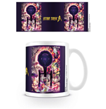 Star Trek 50th Anniversary Mug Negative Space