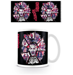 Suicide Squad Mug Cracked