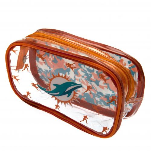 Miami Dolphons Pencil Case