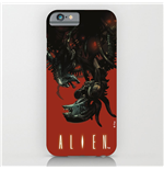Alien iPhone 6 Plus Case Xenomorph Upside-Down