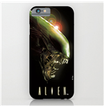 Alien iPhone 6 Plus Case Xenomorph Light