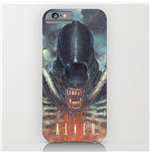 Alien iPhone 6 Plus Case Xenomorph Blood