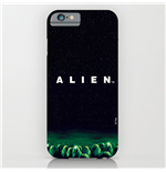 Alien iPhone 6 Plus Case Logo
