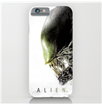 Alien iPhone 6 Plus Case Face