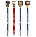 Batman v Superman POP! Pens with Toppers Display (16)