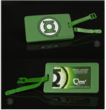 DC Comics Q-Tag Luggage tag Green Lantern