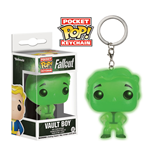 Fallout Pocket POP! Vinyl Keychain Vault Boy Glow In The Dark 4 cm
