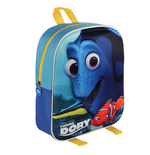 Finding Dory 3D Backpack Logo