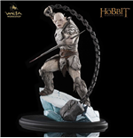 The Hobbit The Battle of the Five Armies Statue 1/6 Azog Commander of Legions 44 cm