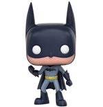 Teen Titans Go! POP! Television Vinyl Figure Robin as Batman 9 cm