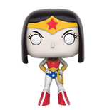 Teen Titans Go! POP! Television Vinyl Figure Raven as Wonder Woman 9 cm