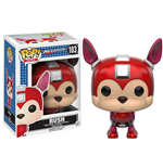 MegaMan POP! Games Vinyl Figure Rush 9 cm