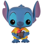 Lilo & Stitch POP! Disney Vinyl Figure Aloha Stitch 9 cm