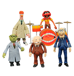 The Muppets Select Action Figures 13 cm 2-Packs Series 2 Assortment (6)