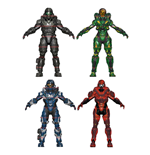 Halo 5 Guardians Action Figures Series 2 15 cm Assortment (8)