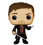 Once Upon a Time POP! Television Vinyl Figure Captain Hook 9 cm