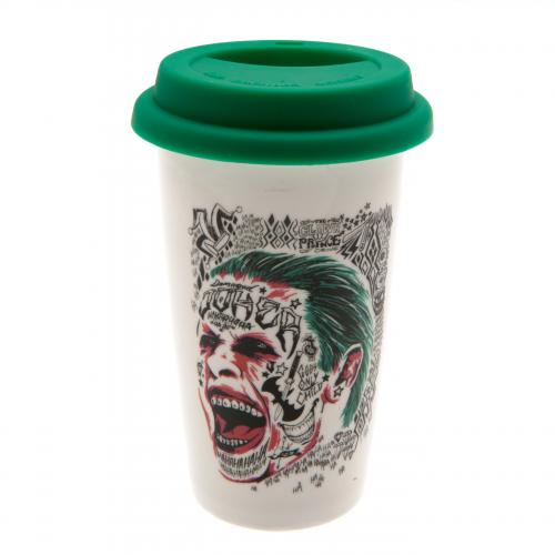Suicide Squad Ceramic Travel Mug Joker