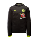 2016-2017 Chelsea Adidas Presentation Jacket (Black)