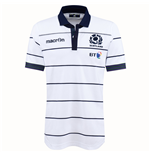 2016-2017 Scotland Alternate Cotton Rugby Shirt