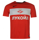 2016-2017 Spartak Moscow Home Nike Football Shirt