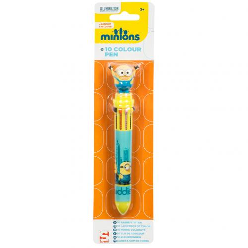 Minions Multi Coloured Pen