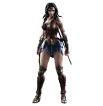 Batman v Superman Dawn of Justice Play Arts Kai Action Figure Wonder Woman 25 cm