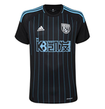 2016-2017 West Bromwich Albion Adidas Away Football Shirt