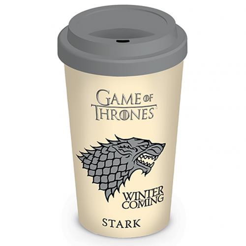 Game Of Thrones Ceramic Travel Mug Stark
