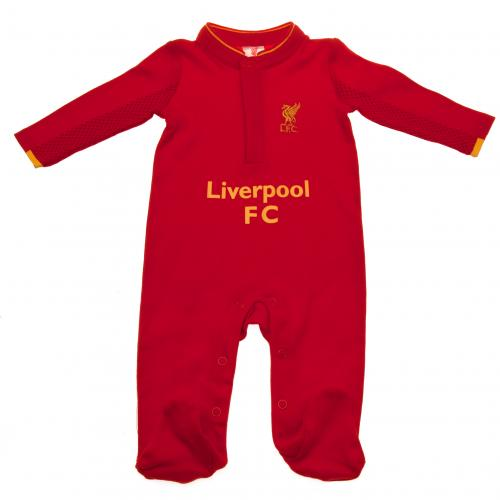 Liverpool F.C. Sleepsuit 9/12 mths GD