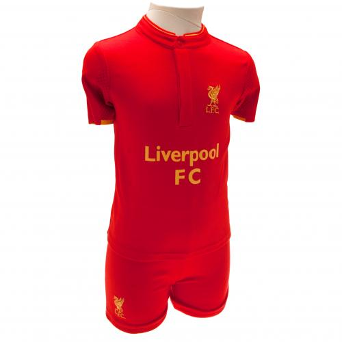 Liverpool F.C. Shirt & Short Set 6/9 mths GD