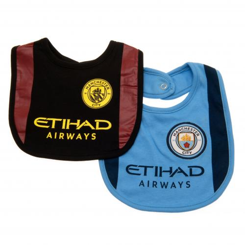 Manchester City F.C. 2 Pack Bibs ST