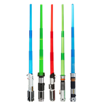 Star Wars Electronic Lightsabers BladeBuilders 2016 Wave 2 Assortment (6)