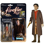Firefly ReAction Action Figure Malcolm Reynolds (Brown Coat) SDCC 2015 8 cm