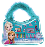 DISNEY Frozen My Creative Handbag with 100pc Creative Accessories Kit