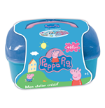 PEPPA PIG My Creative Workshop with 60pc Creative Accessories Kit