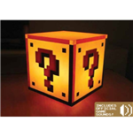 Super Mario Table lamp - Question Block