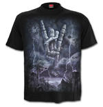 Rock Eternal - T-Shirt Black