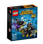 DC Comics Superheroes Lego and MegaBloks 234807
