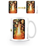 Star Trek 50th Anniversary Mug The Cage