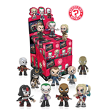 Suicide Squad Mystery Mini Figures 6 cm Display (12)