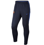 2016-2017 Barcelona Nike Training Pants (Navy)