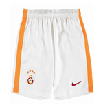 2016-2017 Galatasaray Nike Away Shorts (White)