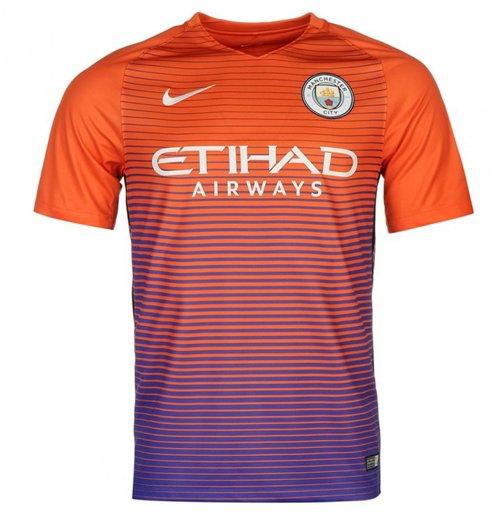 16a0f0a35 Buy Official 2016-2017 Man City Third Nike Football Shirt