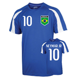 Brazil Sports Training Jersey (neymar Jr 10)
