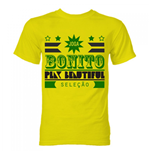Brazil Joga Bonito T-Shirt (Yellow)