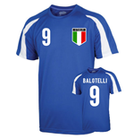 Italy Sports Training Jersey (balotelli 9) - Kids