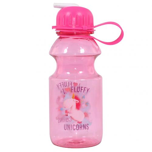 Despicable Me Junior Drinks Bottle Fluffy Unicorn