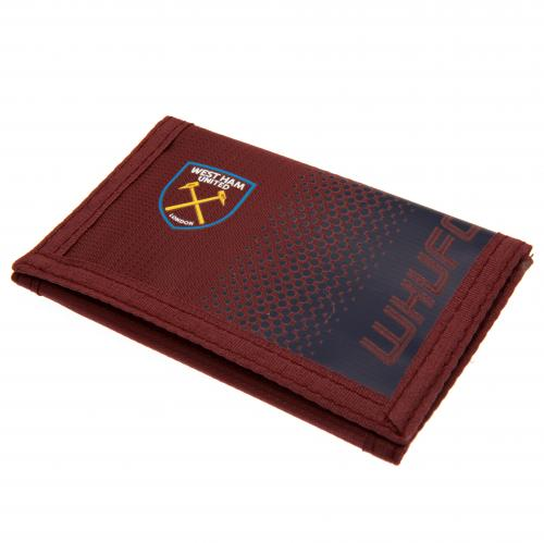 West Ham United F.C. Nylon Wallet