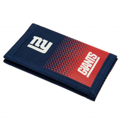 New York Giants Nylon Wallet FD