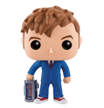Doctor Who POP! Television Vinyl Figure 10th Doctor With Hand 9 cm